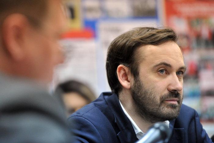 В Думу поступил запрос Генпрокуратуры о снятии неприкосновенности с Ильи Пономарева