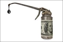 Нефть подорожала на опасениях конфликта на Ближнем Востоке