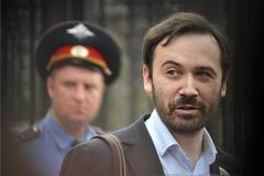 В СКР заявили о намерении возбудить против Пономарева дело о растрате 22 млн рублей