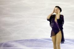 Российская фигуристка Туктамышева выиграла чемпионат мира