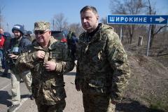 Мониторинговая миссия ОБСЕ опровергла информацию о попадании под обстрел в Широкино