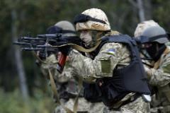 В МВД Украины сообщили о предстоящем приезде военнослужащих США во Львовскую область