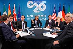 Организаторы G20 случайно рассекретили личные данные мировых лидеров