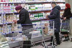 ФАС опубликовала данные ритейлеров о замороженных ценах