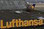 ������ ����� ������������ A320 ��������� Lufthansa � ��������� � 2009 ����