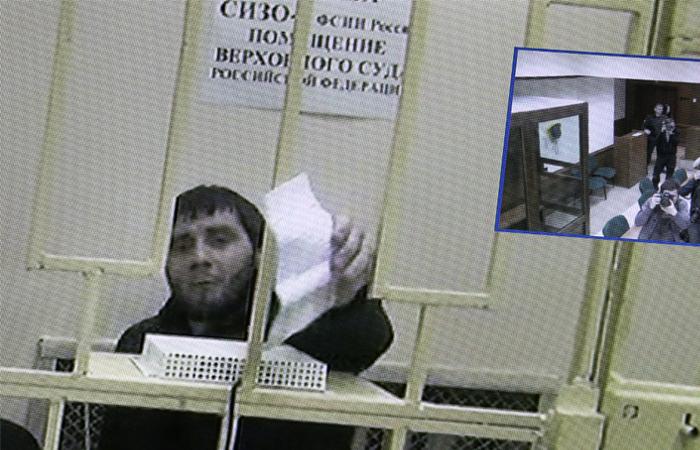 Главный фигурант дела об убийстве Немцова заявил о своем похищении