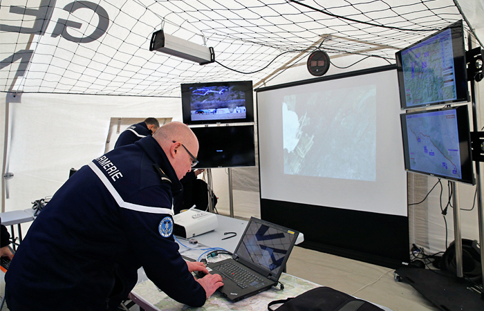 Полиция опровергла подлинность видео из разбившегося A320
