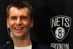 """Прохоров попросит $3 млрд за часть акций клуба НБА """"Бруклин Нетс"""" и стадион"""