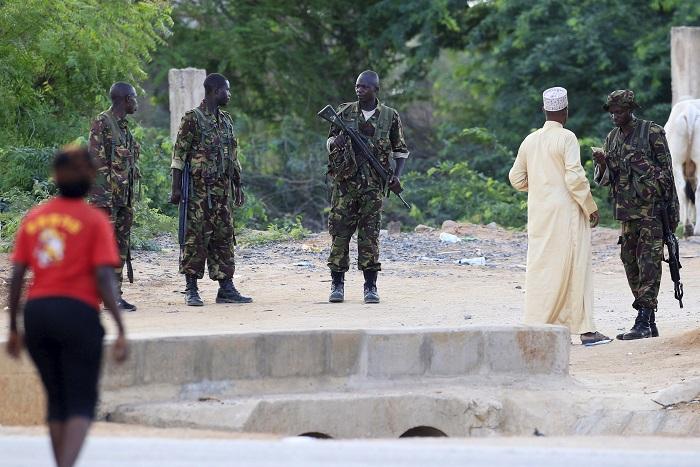 В Кении по делу о теракте с 147 жертвами арестовали пять человек