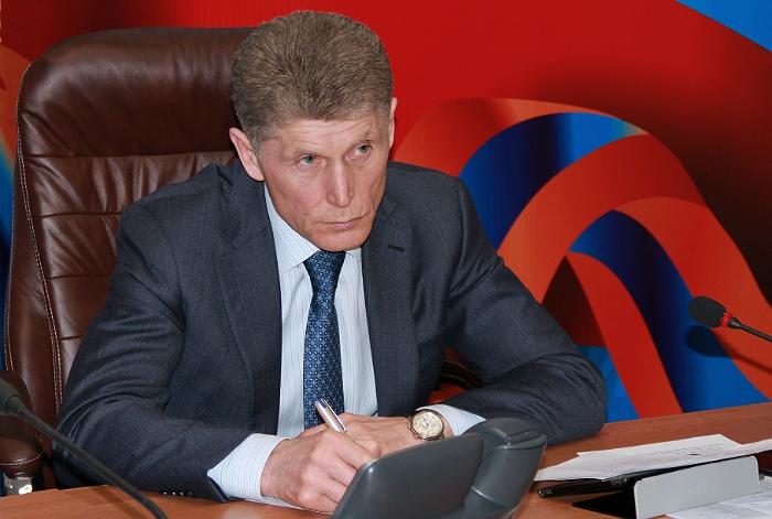 Врио главы Сахалина заявил о возможных нелегалах на затонувшем траулере