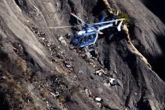 Во Франции завершен поиск жертв крушения самолета А320