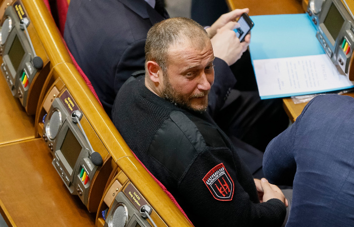 """Лидер """"Правого сектора"""" станет советником главнокомандующего ВС Украины"""