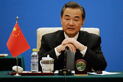Глава МИД КНР: развитие китайско-российских отношений способствует глобальному миру и безопасности