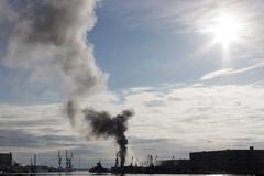 """Пожар на АПЛ """"Орел"""" произошел из-за нарушения технологии сварочных работ"""