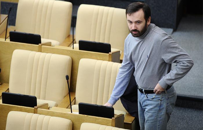 Госдума лишила депутата Пономарева неприкосновенности