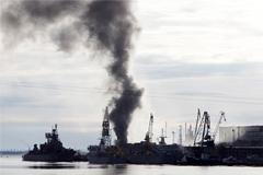 """После пожара на АПЛ """"Орел"""" придется провести ремонт бортовых систем"""