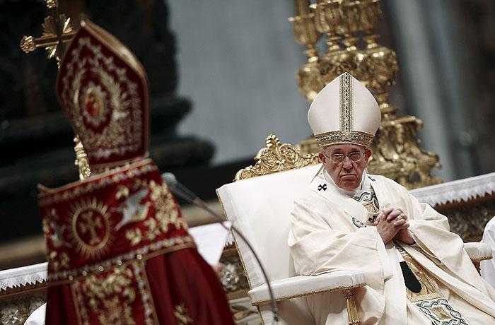 Слова папы римского о геноциде армян вызвали недовольство в Турции