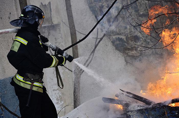 Более 200 человек обратились к врачам после пожаров в Хакасии