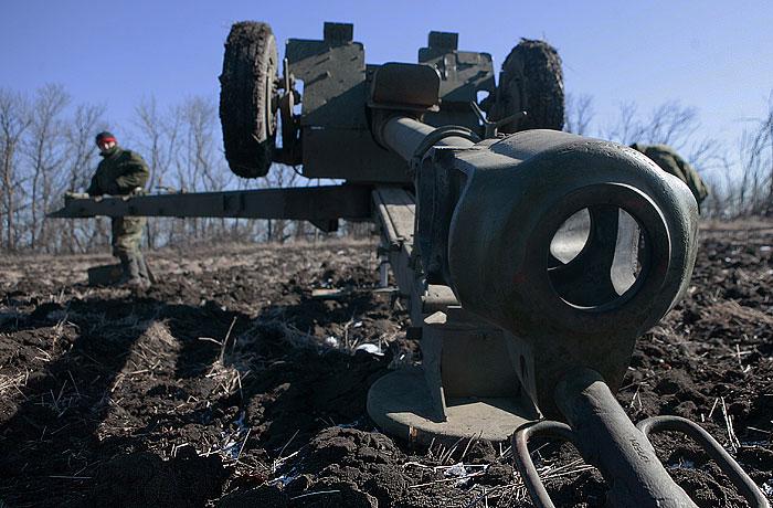 НАТО обвинила Россию в увеличении поставок оружия на восток Украины