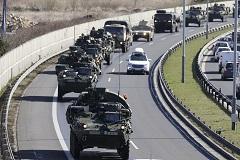 Восточная Европа нарастила военные расходы в связи с ситуацией на Украине