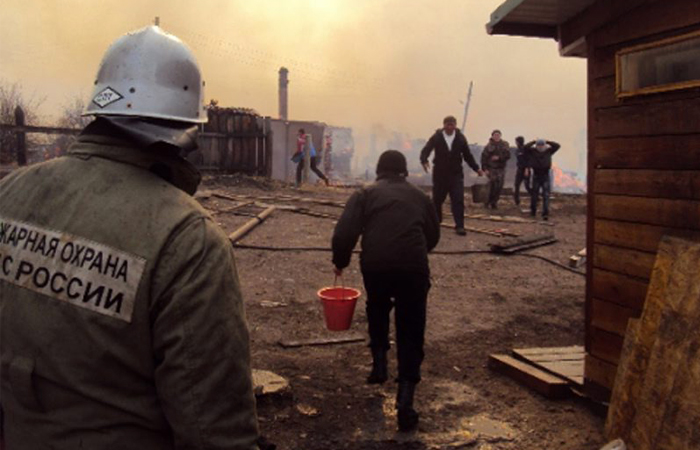 Число погибших в результате пожаров в Хакасии увеличилось до 15 человек