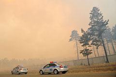 МЧС усилит группировку спасателей в Забайкалье из-за пожаров