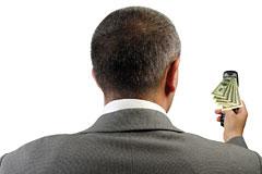 В России стали чаще воровать деньги с мобильных устройств