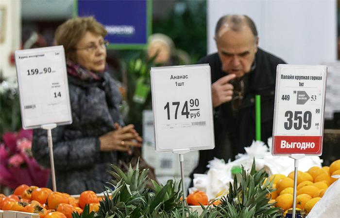 В марте рекордное число россиян сократили покупки продуктов питания