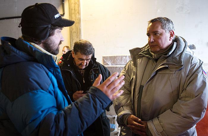 Норвегия потребовала объяснений по поводу посещения Рогозиным Шпицбергена