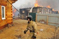 Число погибших при пожарах на юге Сибири достигло 34 человек