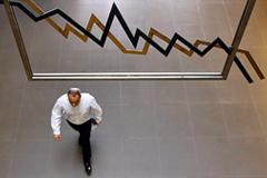 ВВП России за первый квартал снизился примерно на 2%