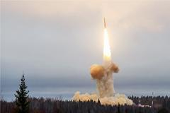 Экспериментальная ракета упала в Архангельской области
