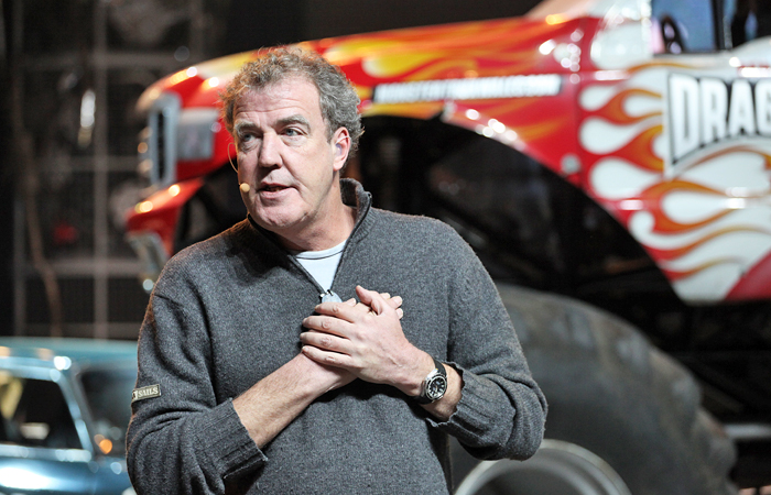 """""""Би-би-си"""" покажет последние эпизоды Top Gear с Джереми Кларксоном"""