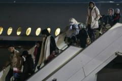 Два самолета доставили из Йемена в Москву граждан России и других стран