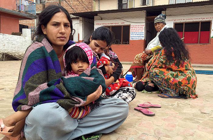 В Непале произошло землетрясение магнитудой 7,9