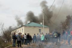 По делу о взрыве на складе пиротехники в Орле задержаны три человека