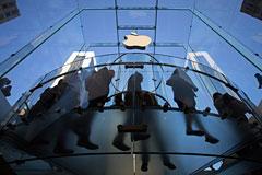 Прибыль Apple во втором квартале подскочила на 40%