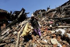 Количество жертв землетрясения в Непале превысило 4300 человек