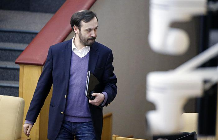 На депутата Госдумы Пономарева возбудили уголовное дело