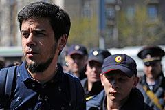 """В Новосибирске задержали идеолога """"Монстрации"""" Артема Лоскутова"""