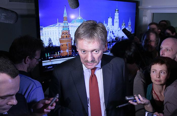 Песков опроверг заявления Киева о согласии России на миротворцев в Донбассе