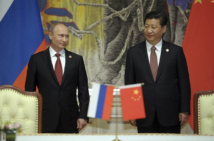 """Путин ратифицировал соглашение о поставках газа в Китай по """"восточному"""" маршруту"""