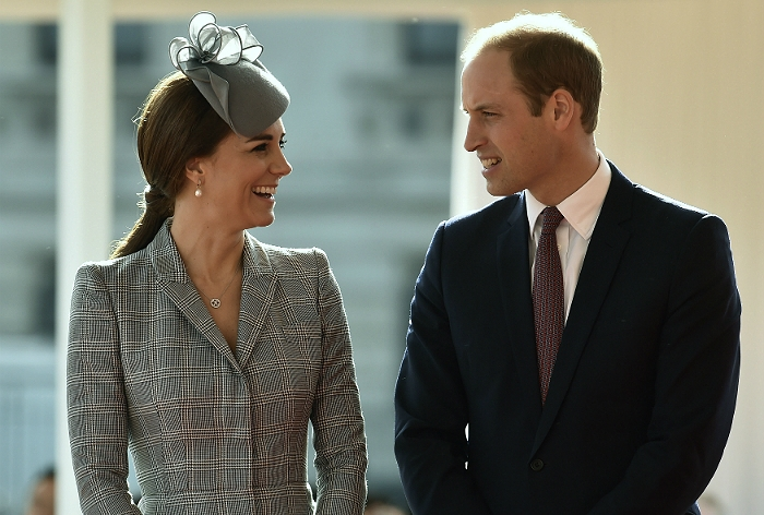 У герцога и герцогини Кембриджских родилась дочь