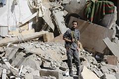 В столице Йемена в результате авиаудара погибли 20 жителей