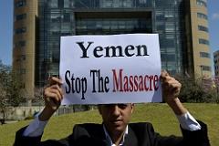Human Rights Watch обвинила арабскую коалицию в использовании кассетных бомб в Йемене