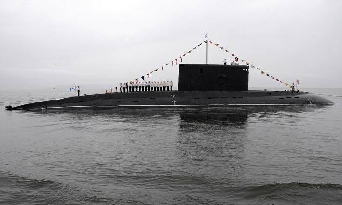 Латвия обнаружила группу российских военных кораблей у своих берегов