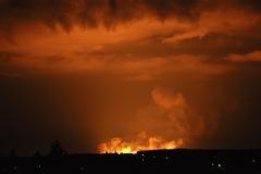 В Удмуртии остановлен пожар в районе оставшихся после ЧП 2011 года снарядов