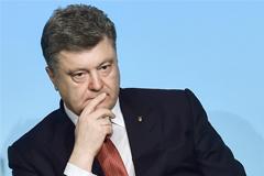 Порошенко оценил в 40 тыс. численность группировки ополченцев в Донбассе