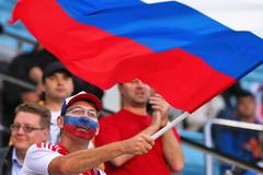 Россия поднялась на 27-е место в рейтинге ФИФА
