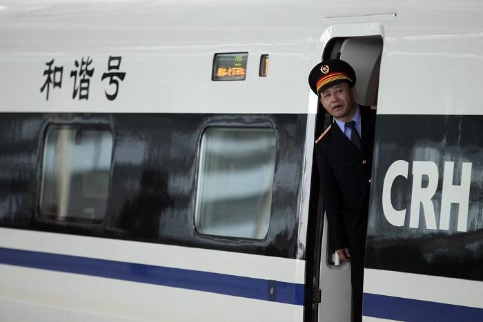 Высокоскоростную магистраль Москва - Казань построят по китайской технологии